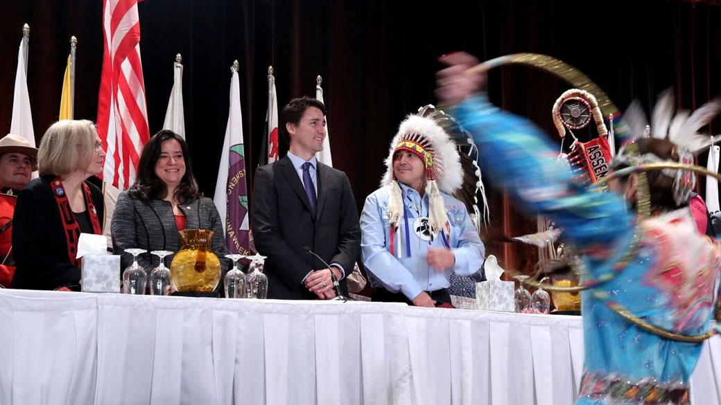 First nations in special interest groups