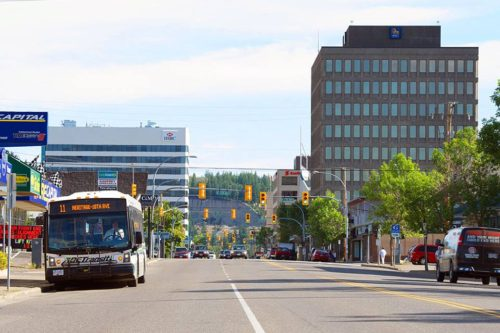 Service expansion and new fare structure make their way to Prince George
