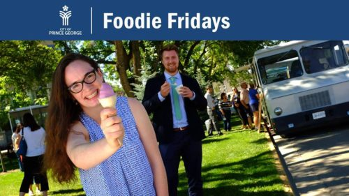 Two more Foodie Fridays at Wood Innovation Square