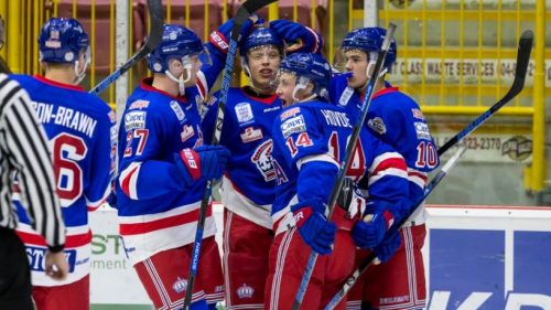 Spruce Kings keep win streak alive