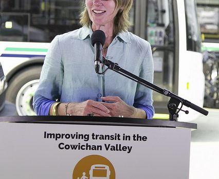 Highways Minister Claire Trevena
