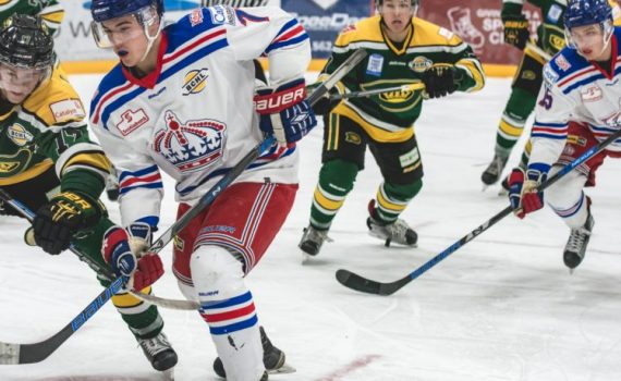 Ethan de Jong. Spruce Kings photo