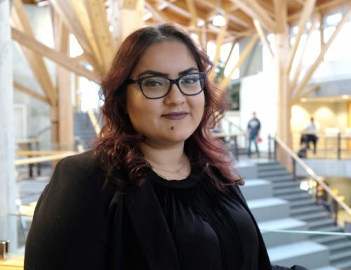 UNBC Social Work student Hira Rashid has been named to the provincial Multicultural Advisory Council.