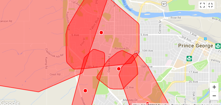 Close to 6,000 Hydro customers without power