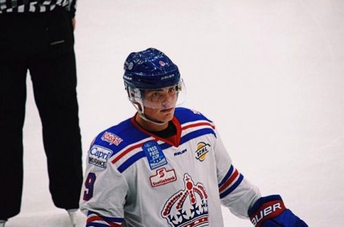 Dustin Manz. Spruce Kings photo