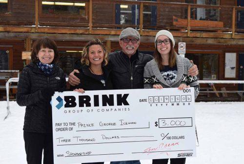 Brink Group sponsors Prince George Iceman