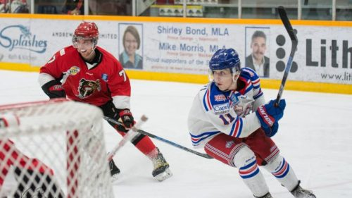 Spruce Kings tame the Bulldogs