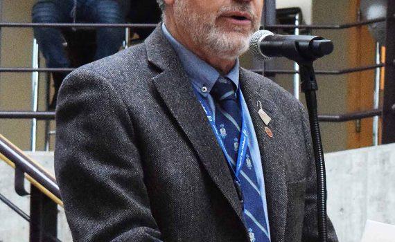 CNC president Henry Reiser.