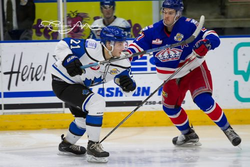 Spruce Kings come up flat against Vees