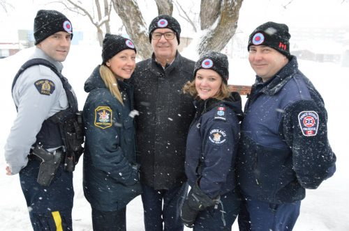 Honour House supports emergency responders in need