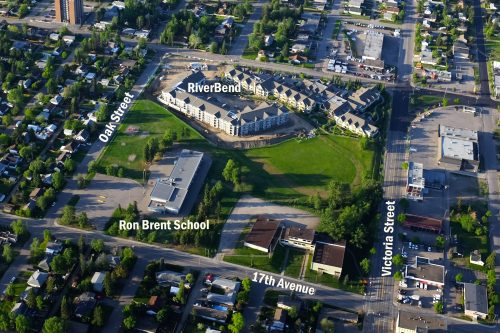 City seeks input on Ron Brent Park redevelopment