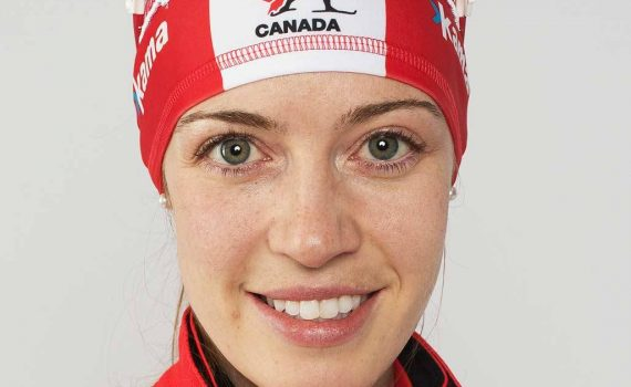 Megan Tandy. Canadian Olympic Committee