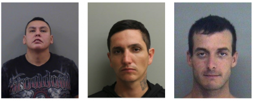 Vanderhoof RCMP on lookout for three men