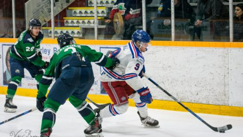 Spruce Kings stay alive in series with 4-1 win over Eagles