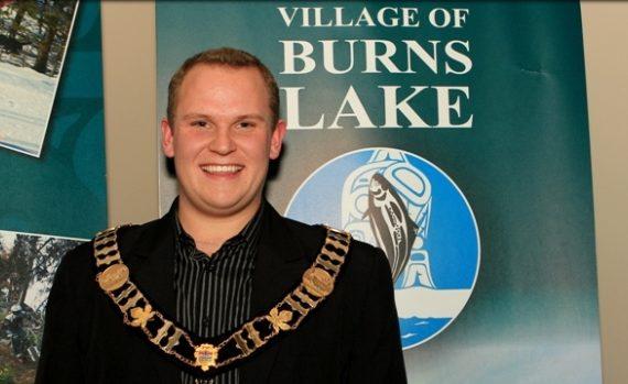 Luke Strimbold Village of Burns Lake photo