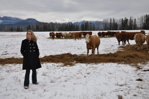 Agriculture Minister Lana Popham. Province of BC photo