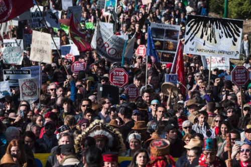 TransMountain: Economic implications, protesters, and 'social licence'