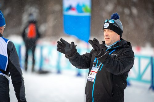 Busy days for Para Nordic Skiing Championships host committee chair
