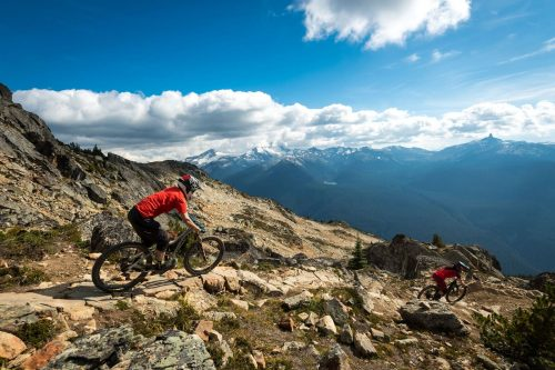 Mountain Bike Tourism Symposium to be held in Whistler this Fall.