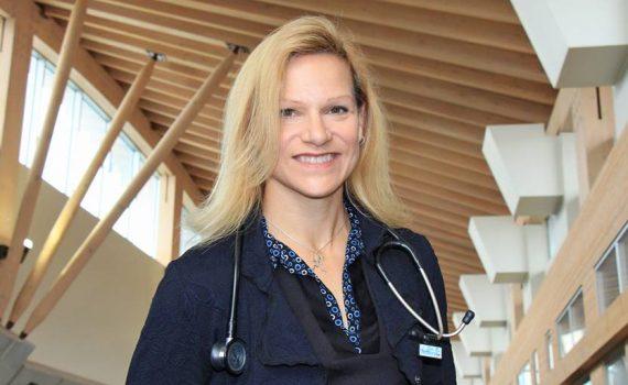 Dr. Jacqueline Pettersen. UNBC photo