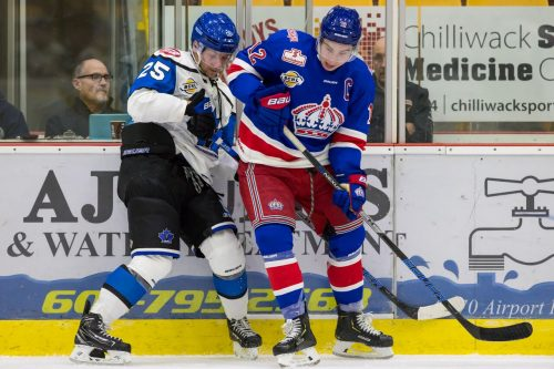 Spruce Kings get past Vees 3-2