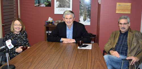 Wilkinson says NDP have no plan to deal with forest industry, economic issues