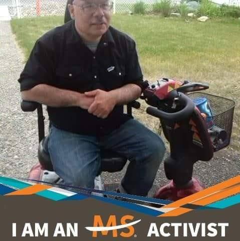 My multiple sclerosis story – Ken Biron