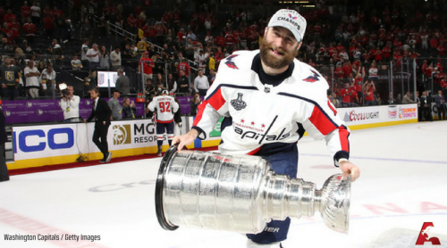 Connolly and the Cup here Monday