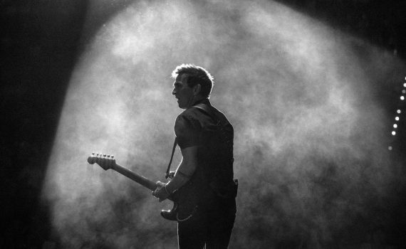 Colin James to play CN Centre March 23 with special guest Barney Bentall.