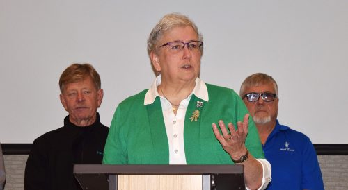 Susan Scott seeking second term on council