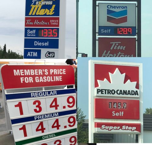 Bob's Weekly Report – Why are gas prices so high?