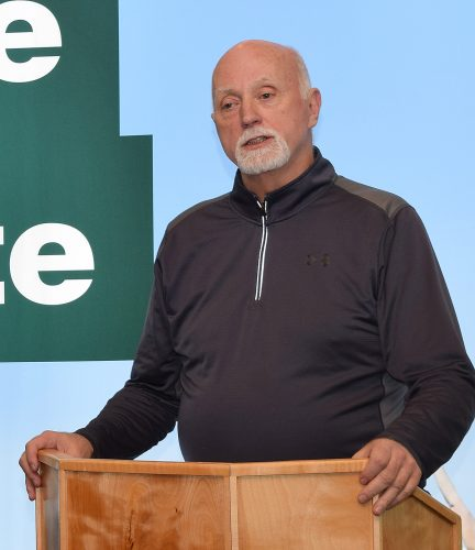 Eric Peterson, Founder and President of the Hakai Institute