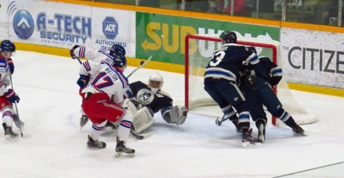 Spruce Kings win a tight one in Langley