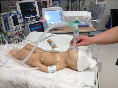 Northern Clinical Simulation Lab at UHNBC