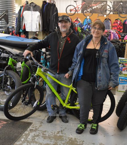 Norco bike raffled off to support Anti-bike Theft Program