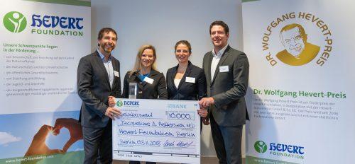 Dr. Jacqueline Pettersen wins second international research prize