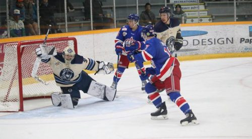 Spruce Kings unable to solve Fleming, fall to Rivermen 2-1