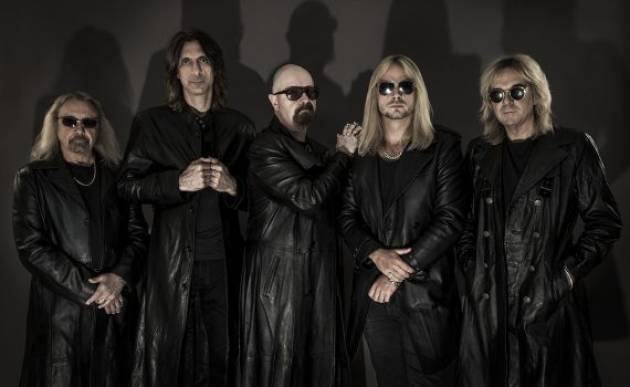 Judas Priest, along with special guests Uriah Heep, will play CN Centre June 14. Travis Shin photo