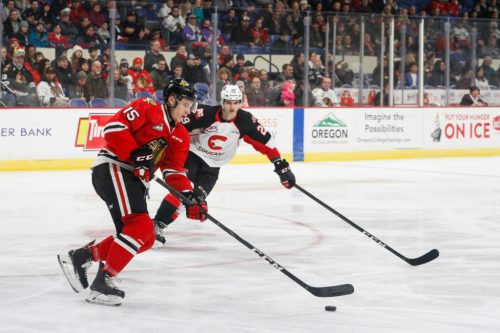 Winterhawks shut out Cougars