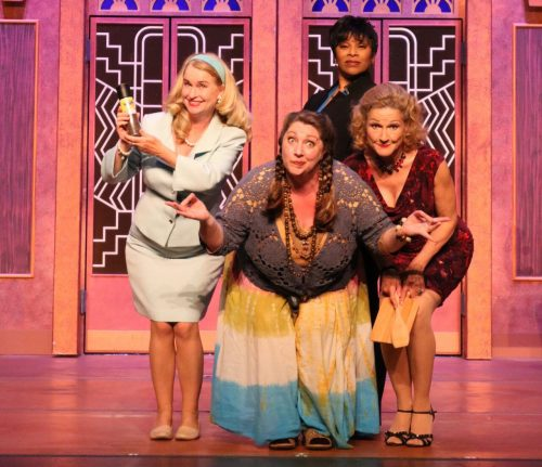 Menopause The Musical is coming to Vanier Hall