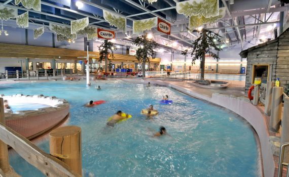 During the 1993 General Local Election, voters in Prince George voted nearly 77 percent in favour of the City borrowing the funds necessary to build a second aquatics facility. 20 years later, the facility averages about 275,000 visits per year and is one of Prince George's most popular facilities. City of Prince George photo