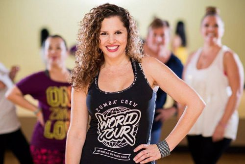 Be a part of Prince George's largest Zumba class and help kids get into sports