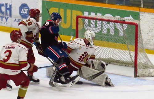 Spruce Kings top Chilliwack Chiefs