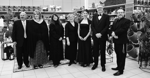 Mayor's Black and White Ball for the Arts set for May 4