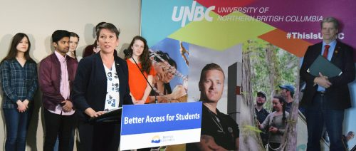 Province kicks in $3.5M for UNBC engineering school