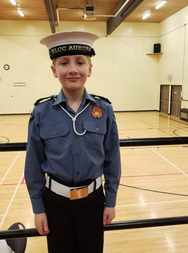 Wrestling card a fundraiser for Aurora Navy League cadets