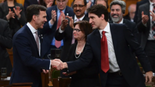 As government presents election-year budget, Canadians are uneasy about economic fortunes