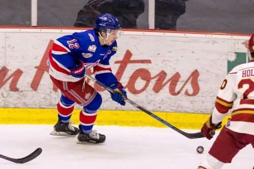 Spruce Kings take 2-0 lead in series with Chilliwack