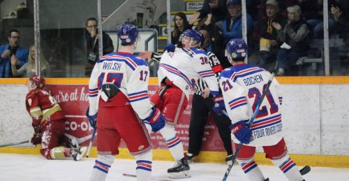 It's a sweep – Spruce Kings finish Chiefs in four