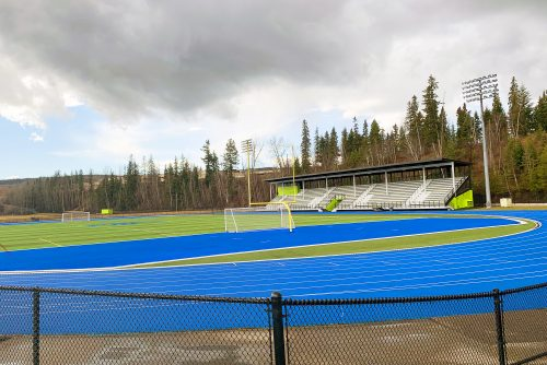 Masich Place Stadium closed for the season